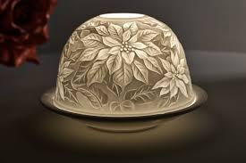 Kerzenfarm Dome Light Nr 30003 Weihnachtsstern Teelicht