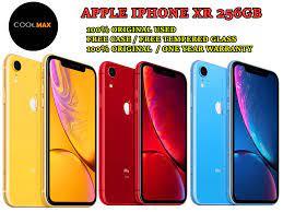 Apple iphone XR Used Fullset ...