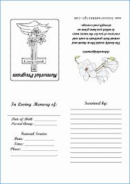 printable program templates free printable obituary templates editable funeral program