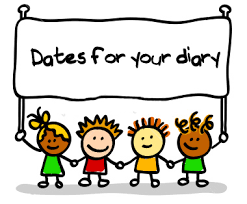 Image result for diary dates for 2019