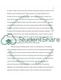 oppression and power in diversity and inclusion essay  oppression and power in diversity and inclusion essay example
