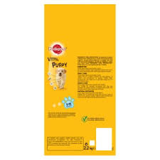 Pedigree Puppy Food Feeding Chart Pedigree Puppy Medium Complete Dry Dog Food With Chicken And