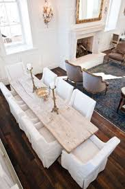 rustic style living room clever: pine harvest table this is what i want for the cottage in a old greyish color