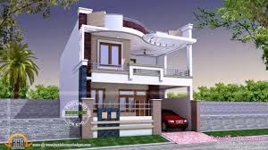modern house designs and floor plans in india