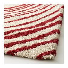 eivor cirkel rug high pile whitered 200 x 200 cm ikea regarding red rug ikea