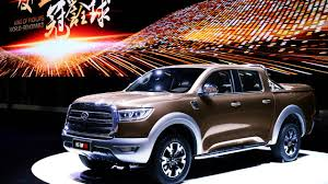 Great Wall Motors (China) to Start Production in Thailand Next Year