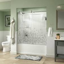 lasco shower fiberglass tub bathtubs and showers lasco shower door seal