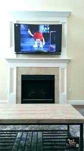 mounting tv on stone fireplace mounting on uneven stone fireplace how to hide cable wires when mounting tv on stone fireplace