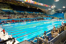Indoor olympic swimming pool 20 Feet Tall Aquatics Centre Queen Elizabeth Olympic Park London Bglgroupngcom Get Your Trunks On The Worlds Best Public Swimming Pools