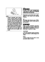 yamaha ef3000ise ef3000iseb generator owners manual yamaha ef3000ise ef3000iseb generator owners manual page 4