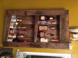pallet liquor rack. Newest New Design Bourbon Cabinet Diy Pallet Wine And Liquor Shelf My For Cabinets Rack