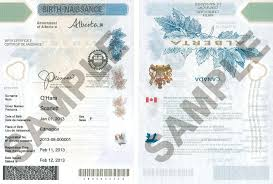 Birth Certificates | Registries Plus | Registries Plus
