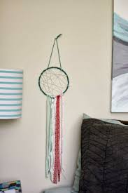 Hobby Lobby Dream Catcher DIY Dreamcatcher laura frances design blog 22