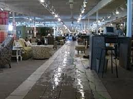 Inside furniture store Ashley Storms Cause Extensive Flooding Inside Furniture Store Curbed Storms Cause Extensive Flooding Inside Furniture Store