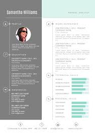 Instant Download Resume Template Pack For Ms Word Docx This Is A