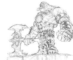 Coloring Pages Monster Legends Coloring Pages For Familly And Kids