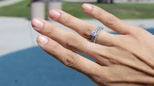 Diamond On Ring Finger Sweetlimau
