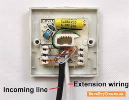 bt telephone wiring sockets diagram floralfrocks how to wire phone line for internet at Telephone Wiring Diagram Master Socket