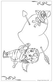 Cupido Disegni Per Bambini Da Stampare E Colorare