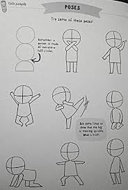 this book is all very simple kawaii stuff so i thought it would be easier but it s that same brand of shape stacking instructions