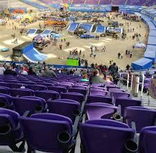 U2 Us Bank Stadium Seating Chart 45 Punctilious Is Bank Stadium Seating