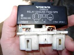 68 cooling fan relay 1997 volvo 850 wagon project the fan still would not work until the relay was tapped hard i tried wiggling individual wires to see if one of them had a problem no results