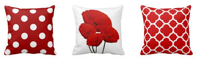 red sofa pillows.  Red Red_throw_pillows Red Throw Pillows Inside Sofa Pillows U