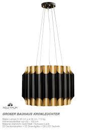 large modern chandelier led