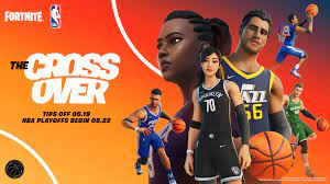 The Crossover: The NBA Arrives in Fortnite
