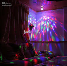 home lighting effects. High Quality Crystal Magic Ball Effect Stage Lights 3w Led E27 Rgb Rotating  Lamp For Party Disco Dj Bar Band Lighting Professional From Home Lighting Effects E