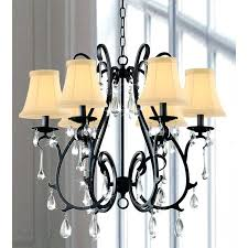 full image for black wrought iron foyer chandelier terrific iron and crystal chandeliers chandelier black