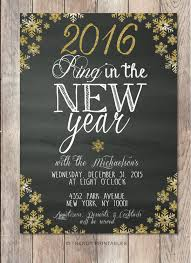 new years eve 2015 invitation. Unique Invitation Gold Snowflake New Years Eve Printable Invitation Card For 2015   Celetion Design Intended Pinterest