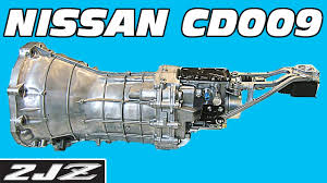 How To Identify A Nissan CD009 Transmission - YouTube
