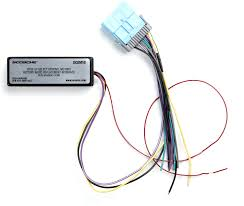interface connect a new car stereo Scosche Wiring Diagram Gm Scosche GM2000 Wiring-Diagram