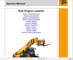 Jcb 535 125 Lifting Chart Jcb Liftall Loadall 535 125 Hiviz_550 170 Engine Jcb Tier 3