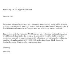 Follow Up After Application Dead Simple Follow Up Email Template To Get Business Application