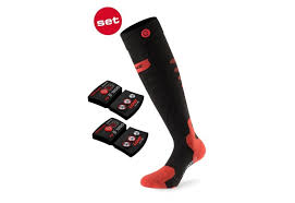Lenz Heated Socks 5 0 With 1200 Battery Pack