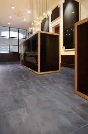 concrete vinyl flooring look laminate home decor that looks like linoleum stained stone tiles l n stick