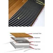 Laminate Floor Element Underfloor Heating 0.4M X 1.5M 0.06KW