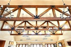 foam wood beams faux ceiling design center uk