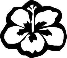Small Picture Hawaii Coloring Pages To Print hawaiian flower Colouring Pages