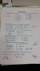 5 3 solving trig equations practice worksheet 2 answers tessshlo
