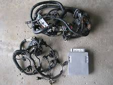 ford efi harness car truck parts 1987 93 5 0l ford mustang mass air wiring harness injector a9l computer ecu efi