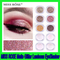 Wholesale <b>Miss Rose Glitter</b> Eye Shadow for Resale - Group Buy ...