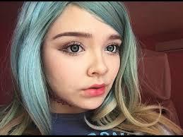 cute natural makeup