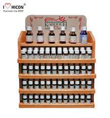 Essential Oil Display Stand Custom Optimise Sales Wooden Display Stands Body Oil Essential Oil Display Rack