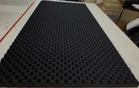 black foam mattress topper. Exellent Topper Blackeggcratefoammattresstopper Inside Black Foam Mattress Topper Celestial Delish