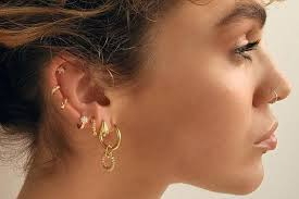 types of ear piercings how much they