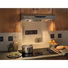 stove under 300. broan qs230 allure series 30-inch under cabinet 300 cfm range hood - free shipping today overstock.com 15675173 stove d