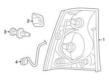 mopar wire harness in switches controls genuine chrysler pacifica wire harness 5103332ab